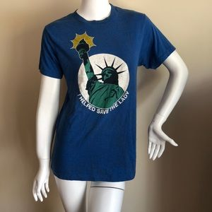 Vintage 80s Statue of Liberty shirt